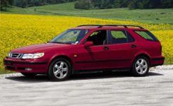 1999 Saab 9-5 SE Wagon