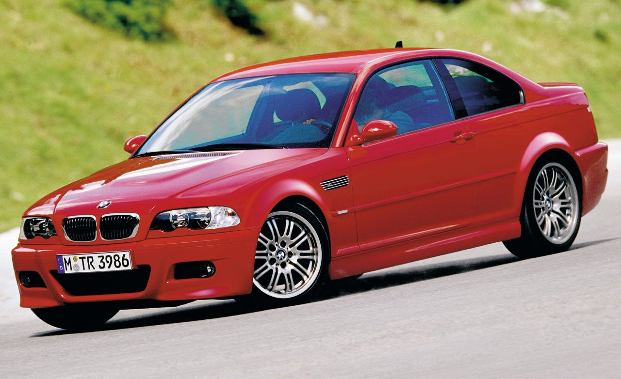 2001 BMW M3 – First Drive Review – Car and Driver