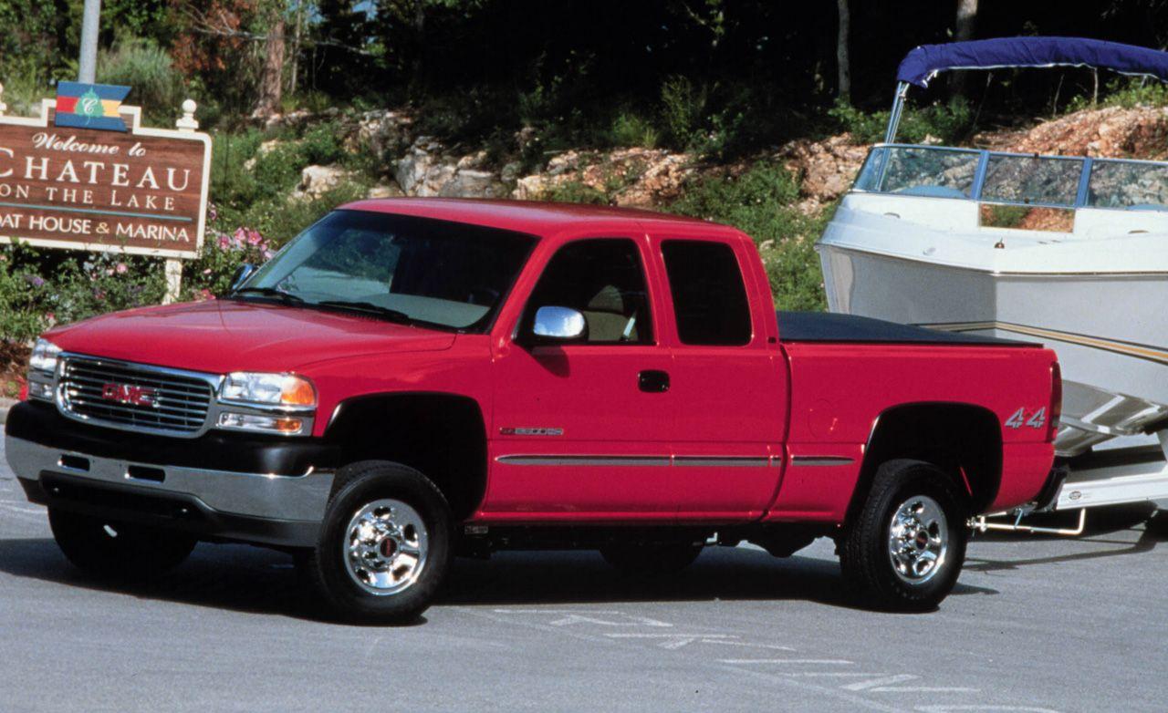 2001 Chevrolet Silverado and GMC Sierra HD