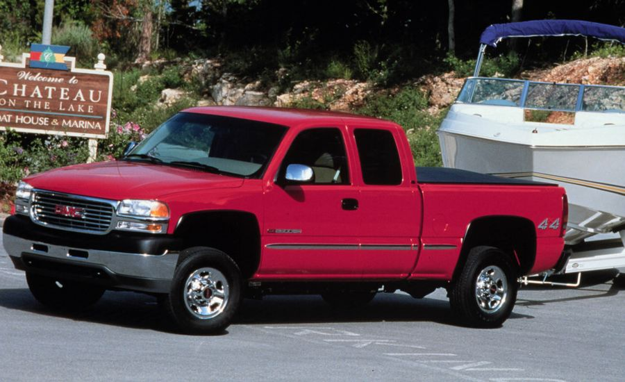 2001 chevrolet silverado and gmc sierra hd. Black Bedroom Furniture Sets. Home Design Ideas