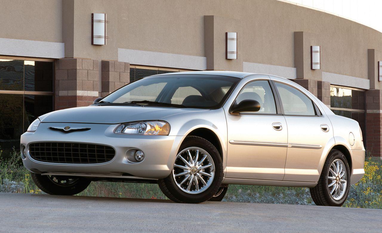Chrysler sebring review