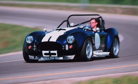 Factory Five Racing Spec Racer Specialty File Reviews