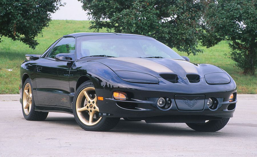 SLP Trans Am 10th-Anniversary Firehawk