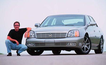 Tim Allen Design Cadillac DeVille DTSi