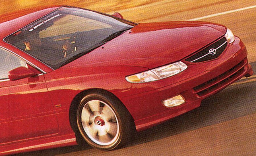 Toyota Thunder: TRD Camry Solara