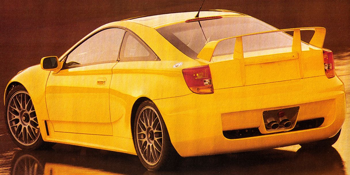 Comments On Toyota Thunder Rod Millen Motorsports Trd Ultimate Celica Car And Driver Backfires