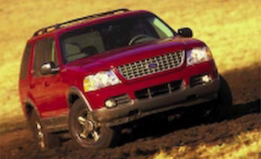2002 Ford Explorer/Mercury Mountaineer