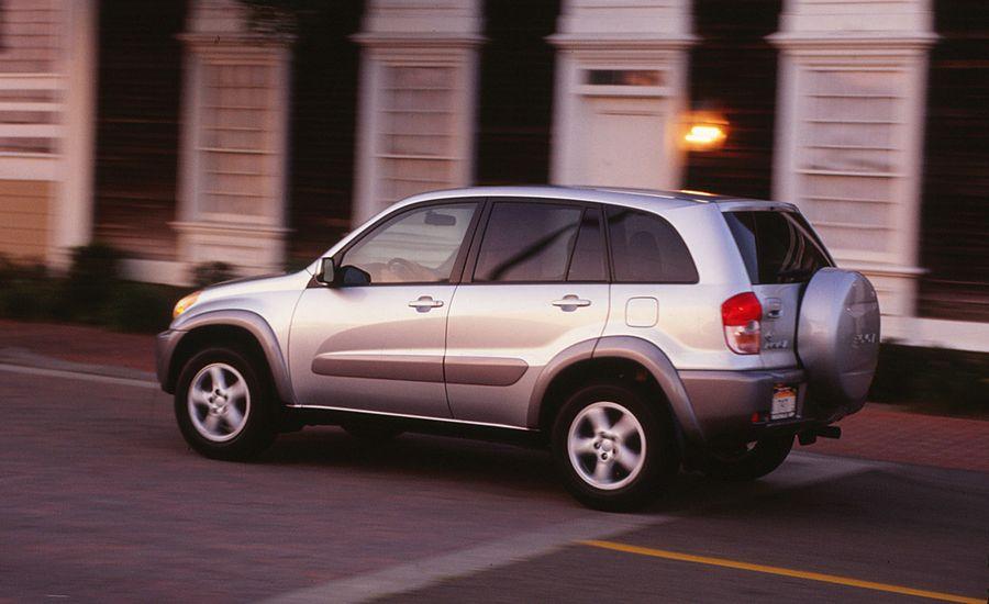 2001 Toyota RAV4L