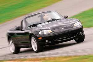 2001 Mazda MX-5 Miata
