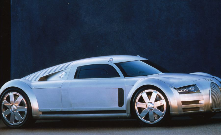 Audi Project Rosemeyer