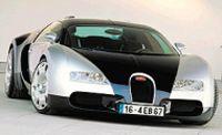 Bugatti EB16/4 Veyron