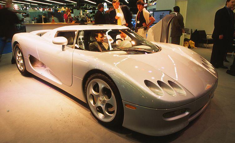Koenigsegg CC/V8S