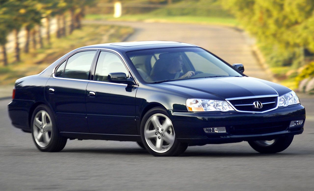 Car And Driver Acura Tl Type S