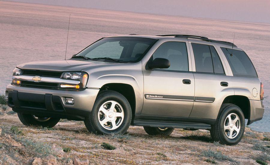 2002 Chevrolet TrailBlazer GMC Envoy Oldsmobile Bravada  First