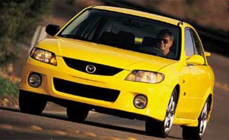 Mazda Protegé MPS