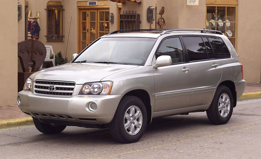 toyota highlander first drive review reviews car and driver. Black Bedroom Furniture Sets. Home Design Ideas