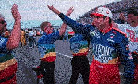 The Crew Chief Who Would Be Kingmaker