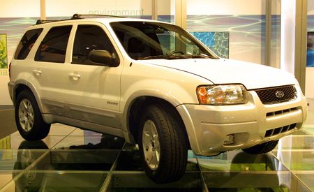 Ford Escape HEV
