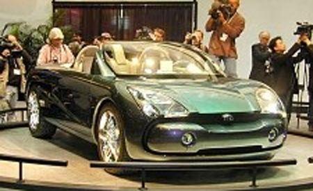 Hyundai HCD6 Roadster