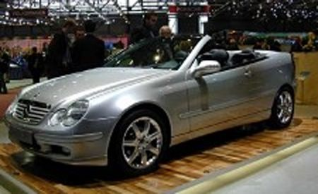 Karmann Mercedes C320 Sport Coupe