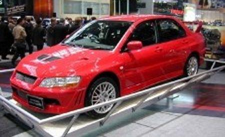 Mitsubishi Lancer Evo VII