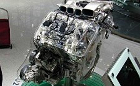 Volkswagen Passat W-8