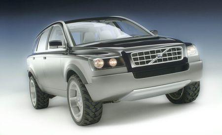 Volvo Adventure Concept Car