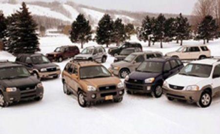 Ford Escape vs. Honda CR-V, Hyundai Santa Fe, Jeep Cherokee, and Seven More Compact SUVs