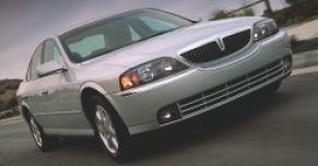 2000 Lincoln LS V-8