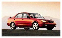 Mazda Protegé