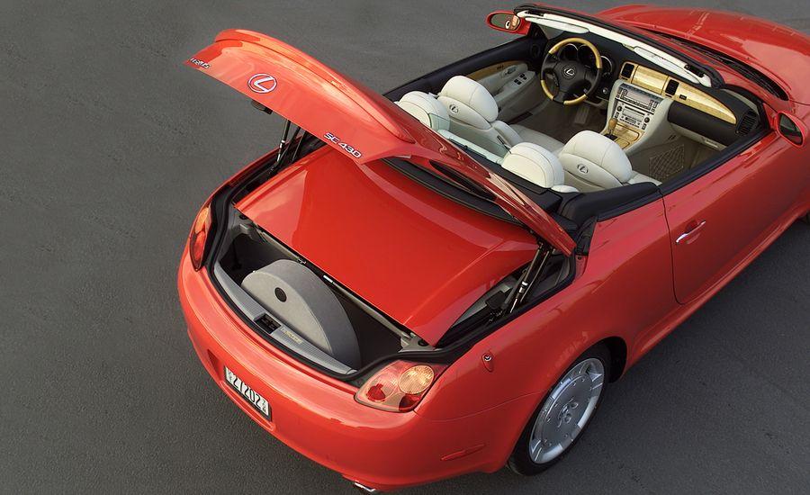 2001 Lexus SC430