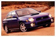 2002 Subaru Impreza WRX