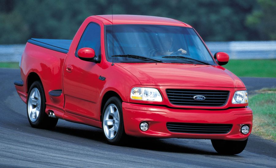 2001 Ford SVT F-150 Lighning | Instrumented Test | Car and Driver