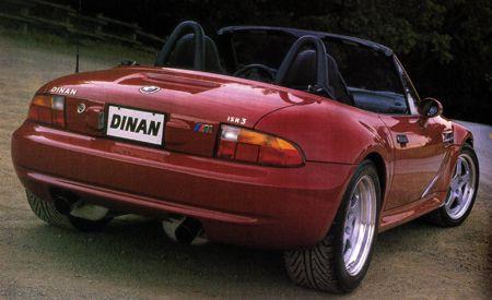 Dinan ISR 3-BMW M Roadster