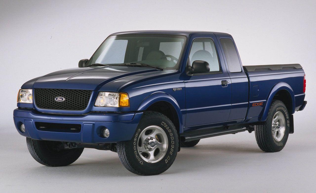 Ford Ranger Edge Plus SuperCab 4x4