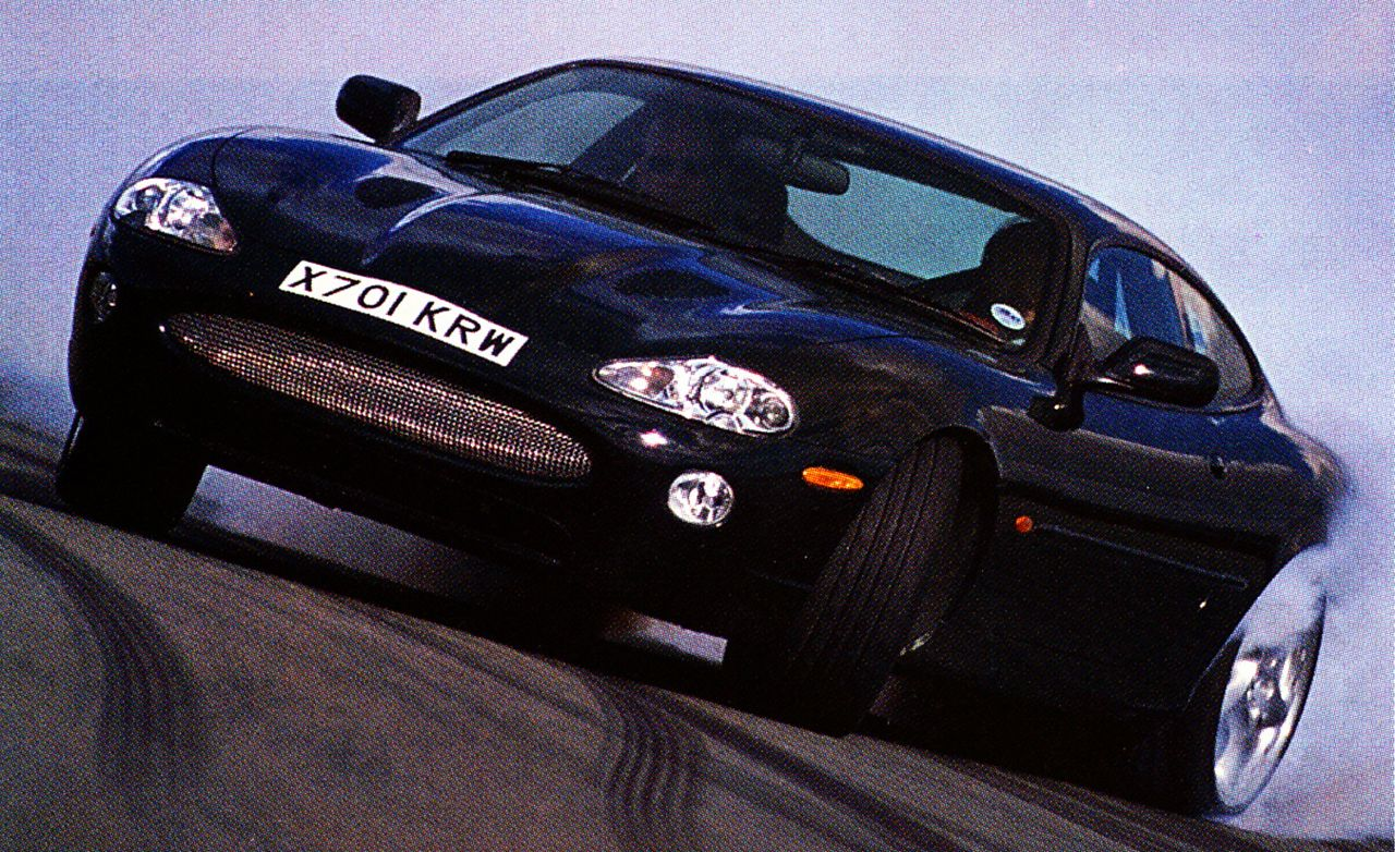 1999 Jaguar Car Diagram Xkr