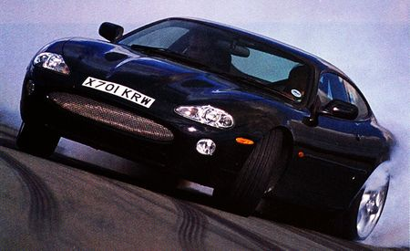 Jaguar XKR Special