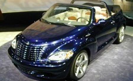 Chrysler PT Cruiser Convertible Concept