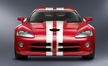 Dodge Viper - 500-hp Due Next Year