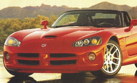 Dodge Viper Redesign Due Next Year