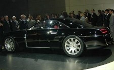 Lincoln MK 9