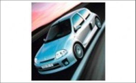 Renault Sport Clio V-6