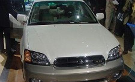 Subaru Outback H6-3.0 VDC Sedan
