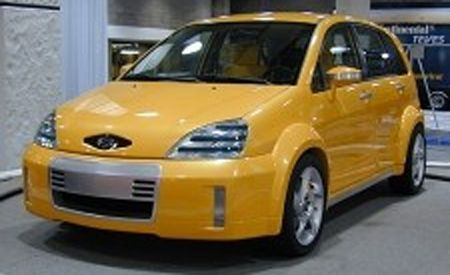 Suzuki SX Concept
