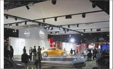 The High Price Of CarShow Biz - Auto show tickets price