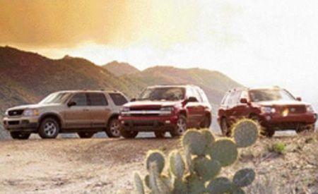Chevy Trailblazer vs Ford Explorer vs Toyota Highlander