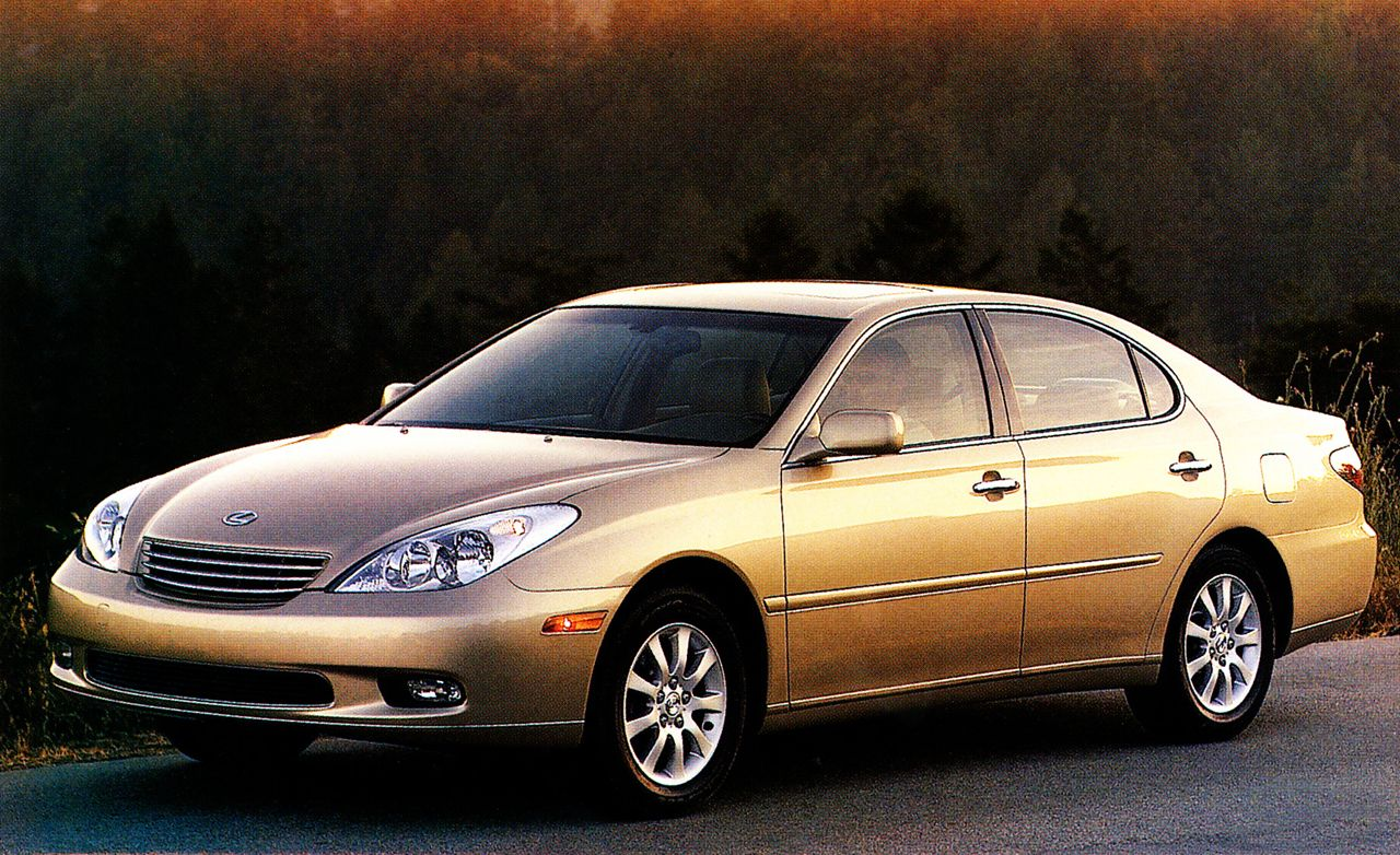2002 Lexus Es300 Road Test Review Car And Driver Mazda Millenia Timing Belt