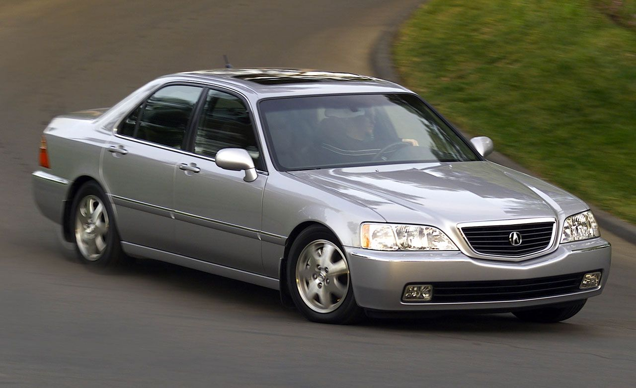 Acura 3.5RL
