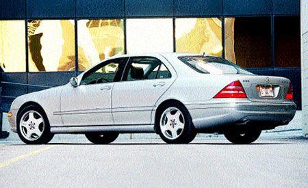 Mercedes-Benz S55 AMG