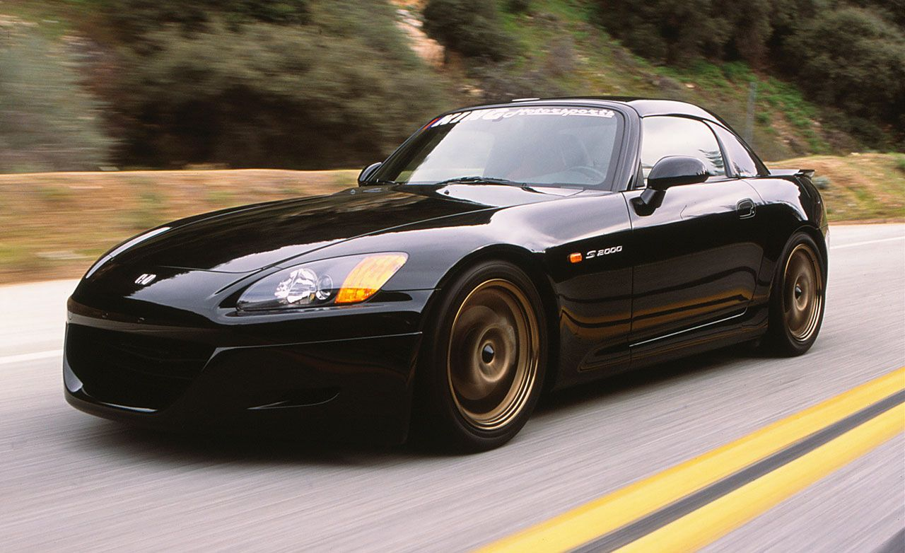 Mugen S2000 Road Test Review Car And Driver